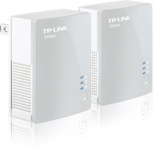TP-LINK TL-PA4010KIT AV500 Nano Powerline adapter kit