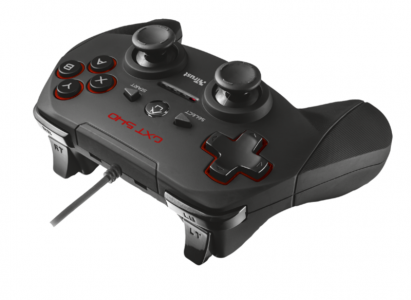 Trust 20712 GXT 540 gamepad za PC & PS3