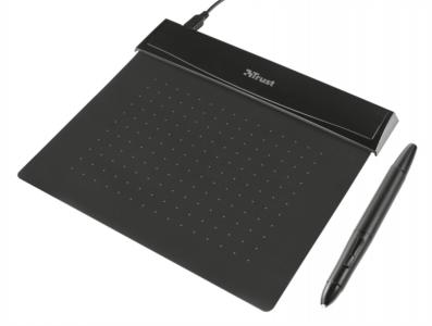 Trust 21259 Flex Design Tablet, črna