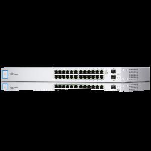 Ubiquiti manageable mrežno stikalo 24 port s SFP US-24