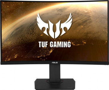 ASUS VG32VQ 32 '' TUF Gaming curved monitor, 2560 x 1440, 1ms, 144Hz, DisplayPort, speakers