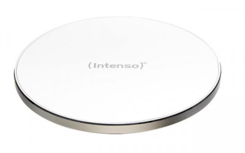 Intenso wireless induction charger WA1, white, up to 10W