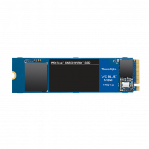 WD 500GB SSD BLUE SN550 3D M.2 2280 NVMe