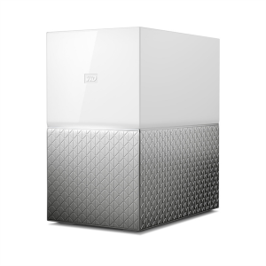 WD MY CLOUD HOME DUO 8TB NAS