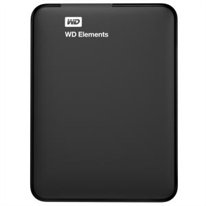 "WD ELEMENTS 2TB zunanji disk USB 3.0 2,5"""
