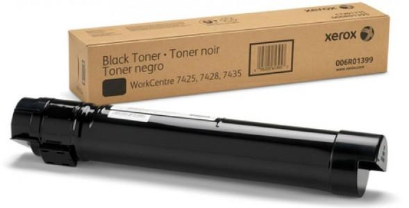 Xerox črn toner WC7425/28/35 25k
