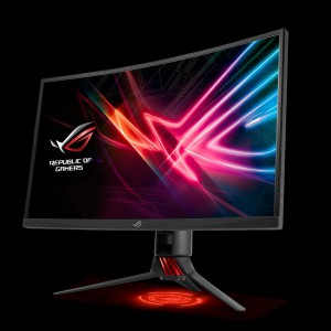 ASUS XG27VQ 27'' 144Hz ukrivljen monitor, 1920 x 1080, 4ms, DisplayPort