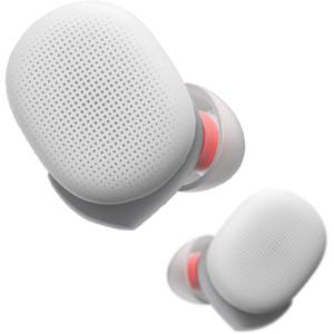 Amazfit PowerBuds slušalke s senzorjem za srčni utrip bele