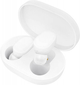 XIAOMI We True Wireless Earbuds headphones white