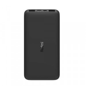 Xiaomi portable battery Redmi Power Bank 10,000mAh - black