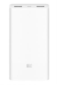 Xiaomi Mi Powerbank 2C prenosna baterija 20.000mAh, Quick Charge 3.0
