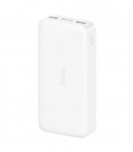 Xiaomi portable battery Redmi Power Bank 20.000mAh - white