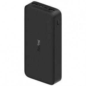 Xiaomi portable battery Redmi Power Bank 20.000mAh - black