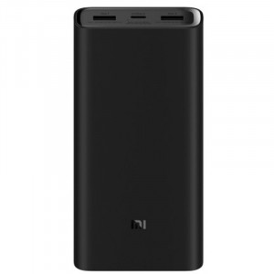 Xiaomi Mi Power Bank 3 Pro 20000 mAh 45W QC3.0 portable battery black