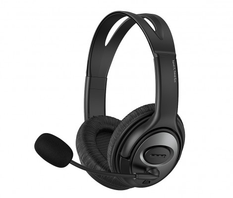 HAVIT headphones with microphone H206d