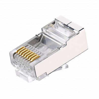 Ugreen RJ45 network connector Cat6 (package of 10 pieces)