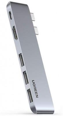 UGREEN USB-C Hub for MacBook (HDMI, USB-C, 2x USB 3.0)