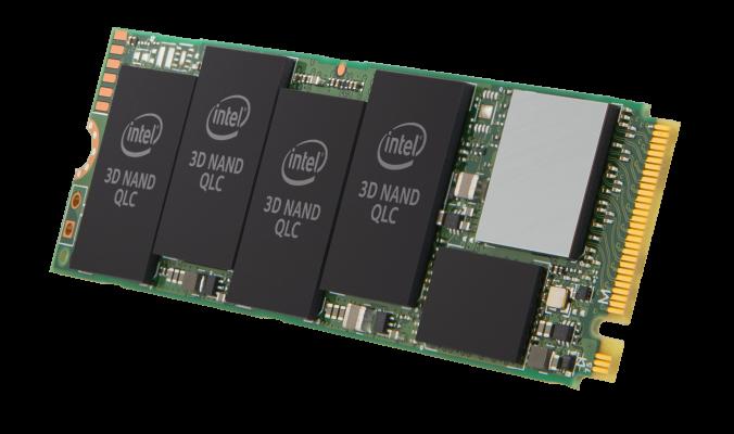 Intel SSD 665p Series 2TB NVMe M.2 drive