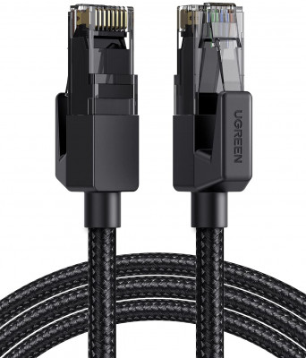 UGREEN Cat6 Ethernet braided cable 10/100/1000 1M