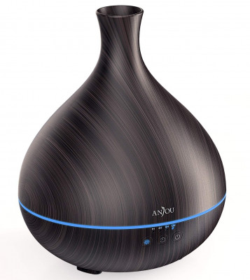 Anjou oil diffuser AJ-AD012 wood grain