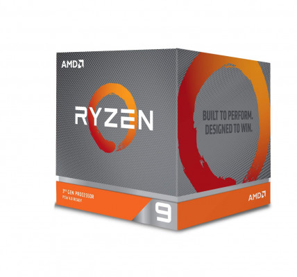 AMD Ryzen 9 3900X processor with Wraith Prism cooler