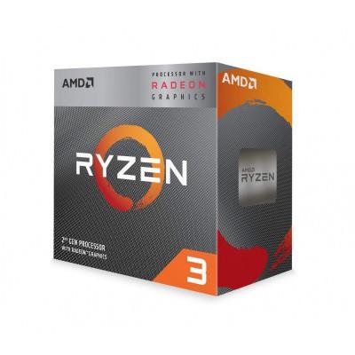 AMD Ryzen 3 3200G with RX Vega 8 graphics