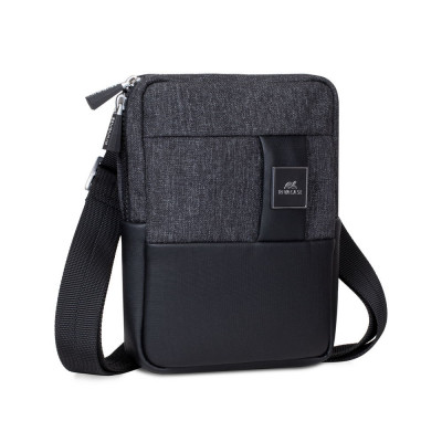 """RivaCase tablet bag 8 """"black 8810"""