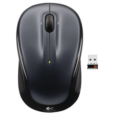 LOGITECH M325 wireless mouse, nano, black