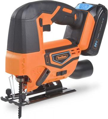 VonHaus cordless jigsaw + 20V D-Series battery 2.0Ah 3500010