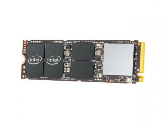 Intel SSD 760p Series 256GB NVMe M.2 disk