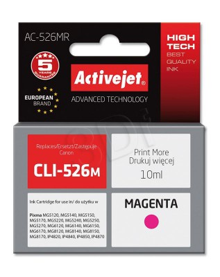 ActiveJet magenta ink Canon CLI-526M