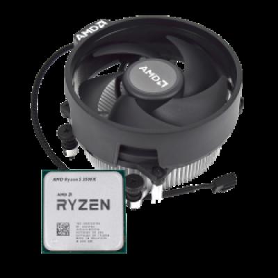 AMD Ryzen 5 3500X processor with Wraith Stealth cooler - MPK