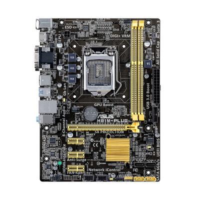 ASUS H81M-PLUS, DDR3, SATA3, HDMI, USB3.1Gen1, LGA1150 mATX