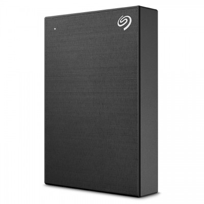 Seagate 5TB BackUp Plus Slim, prenosni disk 6,35cm (2,5) USB 3.0, črn