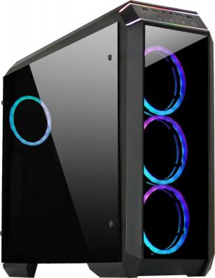 CHIEFTEC STALLION II USB3 ATX RGB housing - inferior
