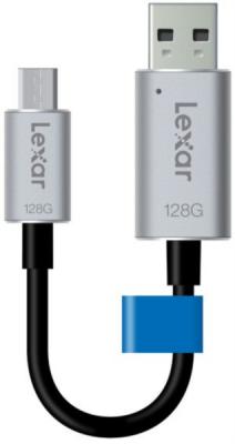 Lexar C20m 128GB OTG micro USB/USB3.1 spominski ključek