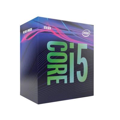 Intel Core i5 9400 BOX processor, Coffee Lake