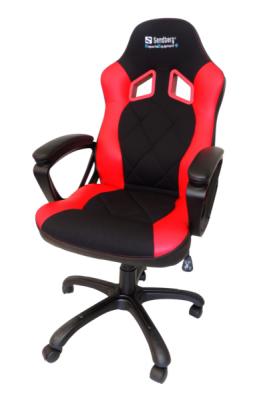 Sandberg Warrior Gaming Chair stol