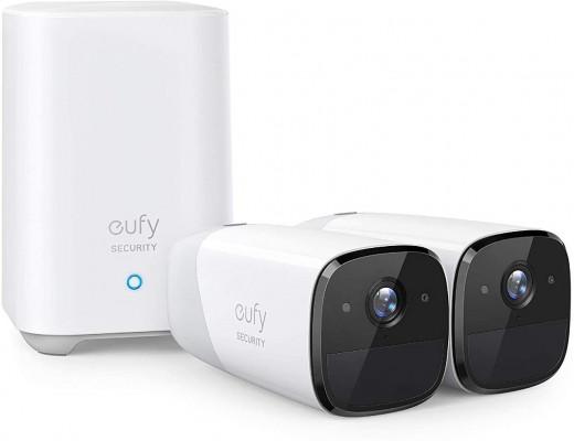Eufy by Anker Eufy Cam Kit komplet 2 nadzornih kamer in bazne postaje