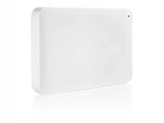 Toshiba Canvio Basic 1TB USB 3.0 zunanji disk, bel