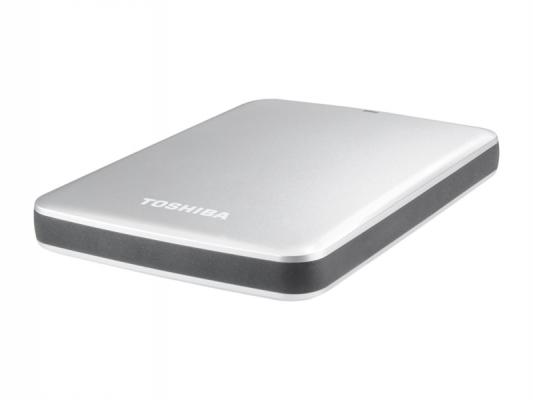 Toshiba Canvio Stor.E 2TB USB 3.0 zunanji disk, srebrna