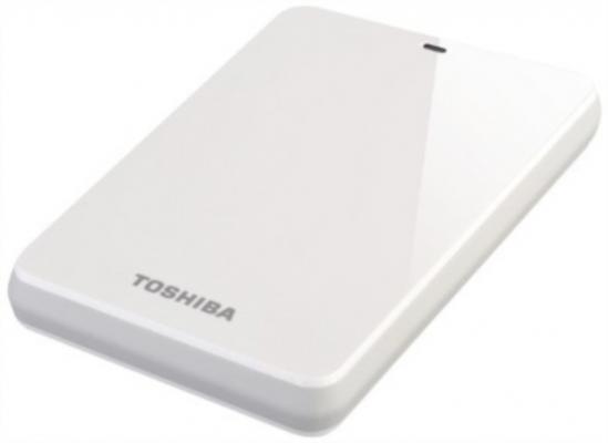 Toshiba Canvio Stor.E 500GB USB 3.0 zunanji disk, bel