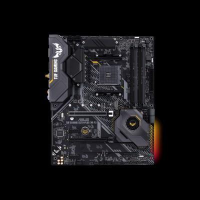 ASUS TUF GAMING X570-PLUS (WI-FI), DDR4, SATA3, USB3.2Gen2, AM4 ATX