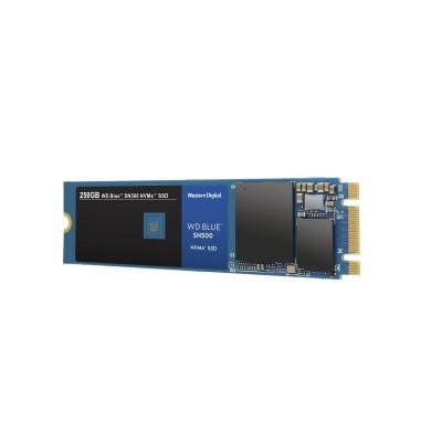 WD 250GB SSD BLUE SN500 3D M.2 2280 NVMe
