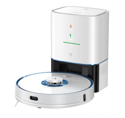 Robotic vacuum cleaner Viomi Alpha UV (S9) white