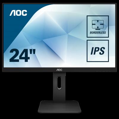 "AOC X24P1 24"" IPS monitor"