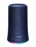 Anker Soundcore Flare Bluetooth 360 ° prijenosni vodootporni zvučnik, plavi