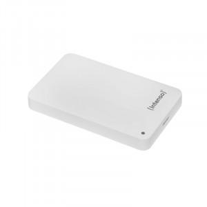"""Intensovi vanjski disk 1 TB 2,5 """"memorijski kofer USB 3.0 - bijeli"""