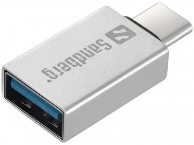 Sandberg USB adapter od USB-C do USB-A 3.0
