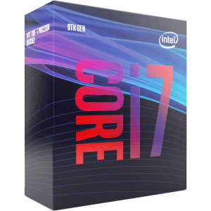 Procesor Intel Core i7 9700 BOX, Coffee Lake